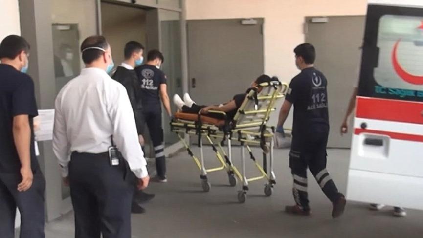 İşkenceye uğrayan kadını polis kurtardı