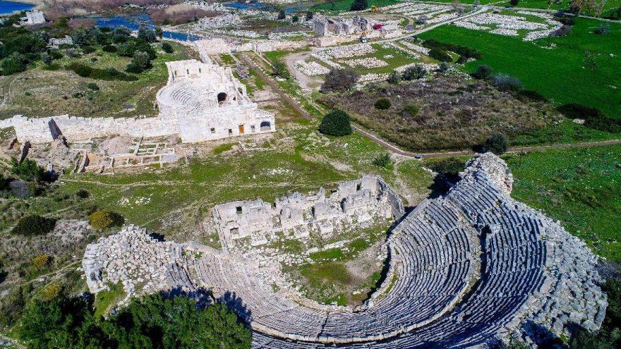 Patara Antik Kenti için yazılacak mektuplar kitapta toplanacak