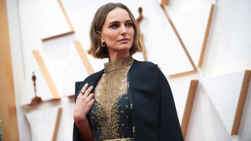 Natalie Portman 100 bin dolarlık bağış yaparak doğum gününü kutladı