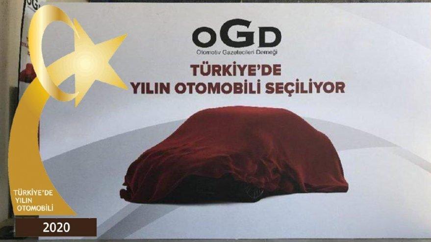'Türkiye'de Yılın Otomobili' belli oluyor!