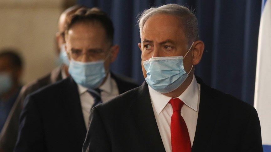 İsrail Başbakanı Netanyahu'nun korumalarında corona çıktı!
