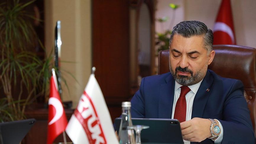 RTÜK Başkanı Şahin'in Halkbank Yönetim Kurulu üyeliğine seçilmesine tepki