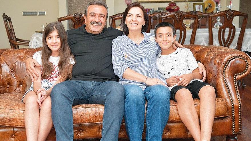 'Başarımın sırrı ailem'