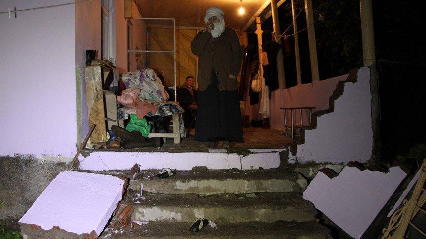 Depremin merkezi olan köyün sakinleri deprem anını anlattı!