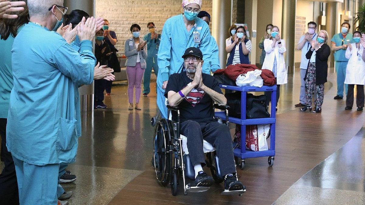 62 gün hastanede kalan corona hastasına şok fatura