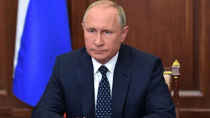 ABD'deki protestolarla ilgili Putin'den ilk açıklama!