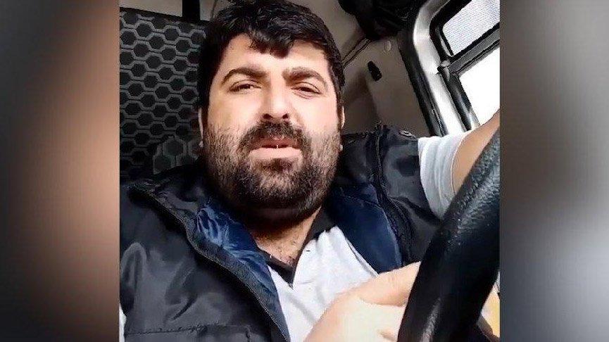İsyan videosu ile gündem olan TIR şoförü, Hatay Büyükşehir Belediyesi'nde işe başlıyor