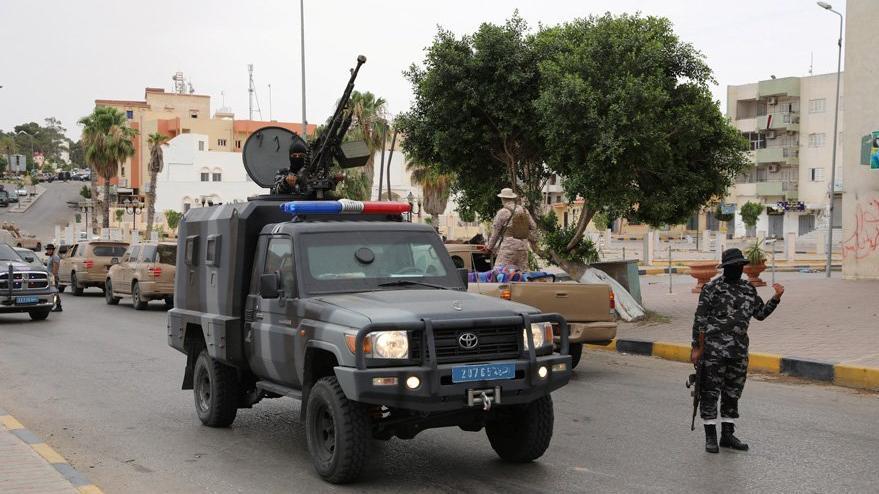 'Türkiye Libya'daki askeri üssü kullanacak' iddiası
