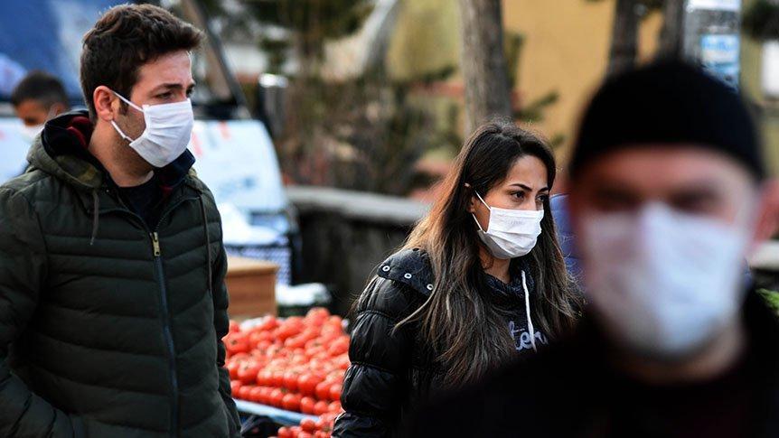 Tunceli'de maske takma zorunluluğu