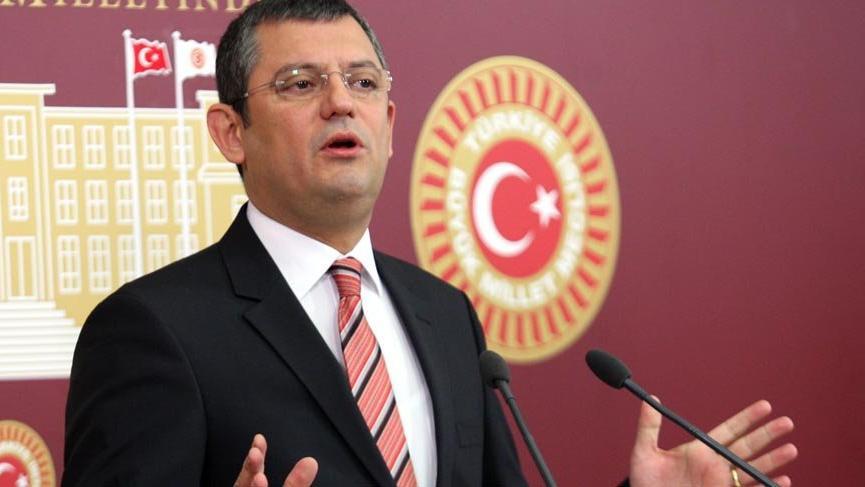 CHP'li Özgür Özel: HDP'nin yürüyüşünün engellenmesi anayasal bir hakkın kısıtlanmasıdır