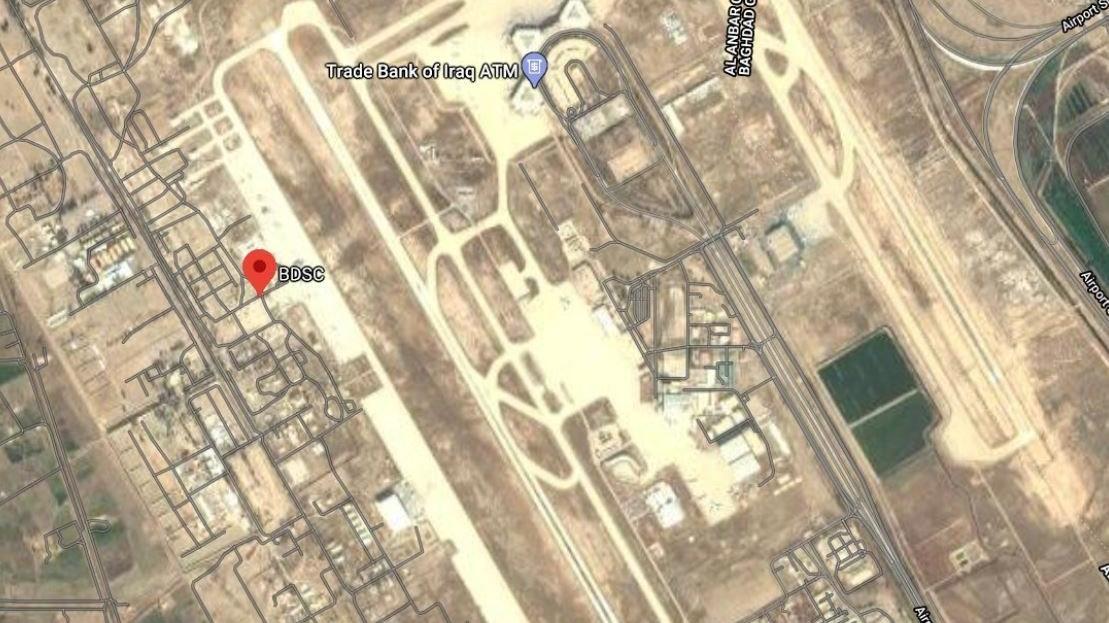 Bağdat'a üç füze düştü