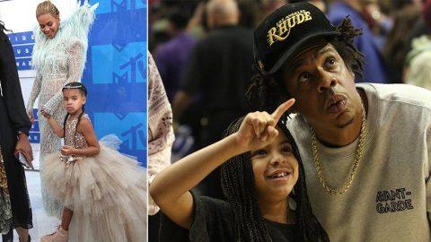 Beyonce'nin 8 yaşındaki kızı BET Ödülleri'ne aday