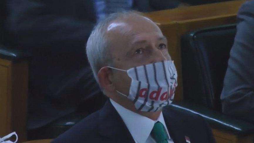 CHP lideri Kılıçdaroğlu'nu duygulandıran anlar... Gözleri doldu
