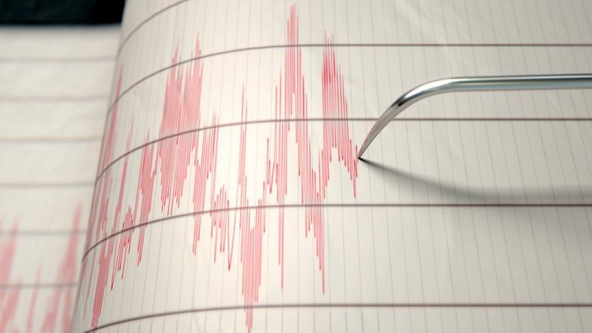 Burdur'da deprem meydana geldi!