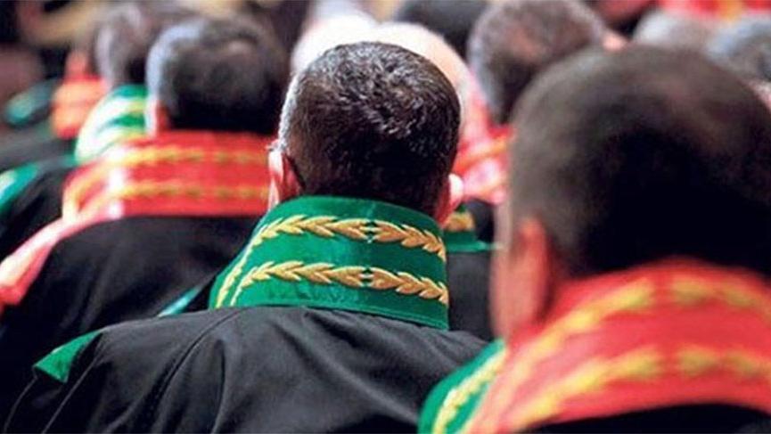 Hakim-Savcı kararnamesi tamamlandı - Son dakika haberleri