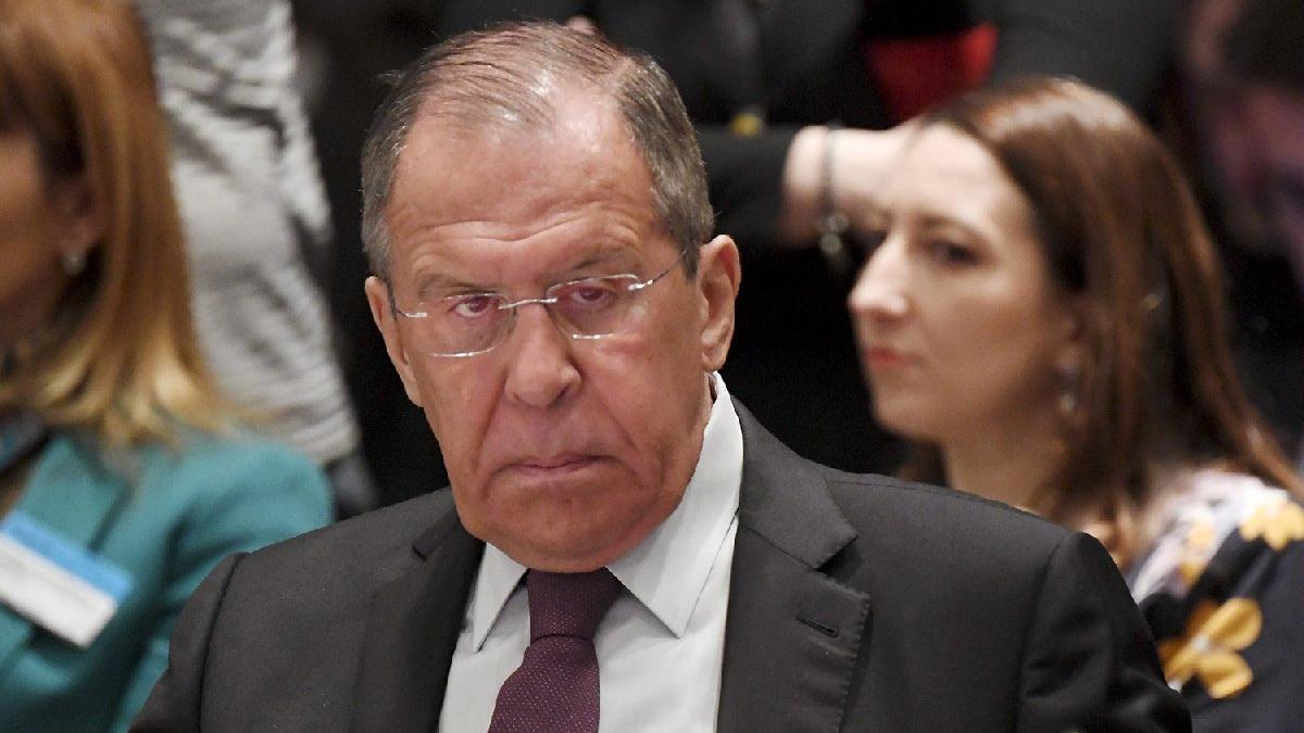 Lavrov'dan Libya yorumu: ABD'nin etkisi olabilir
