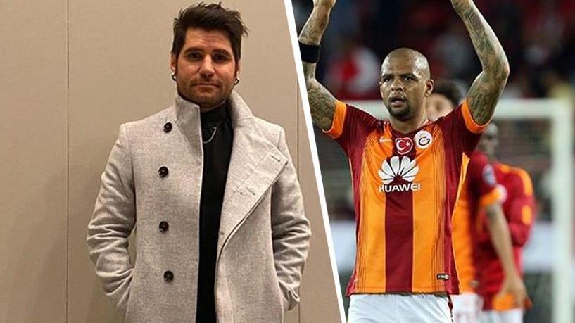 Oyuncu Ceyhun Fersoy'dan futbolcu Melo'ya çirkin küfür