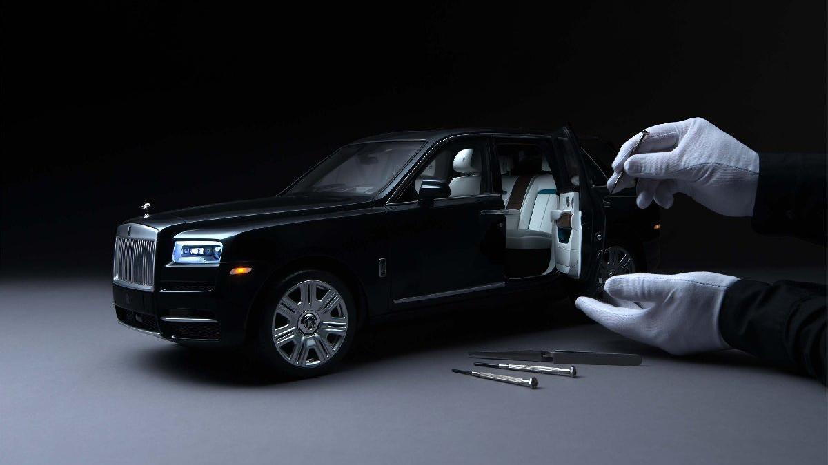 İşte dünyanın en pahalı model otomobili!