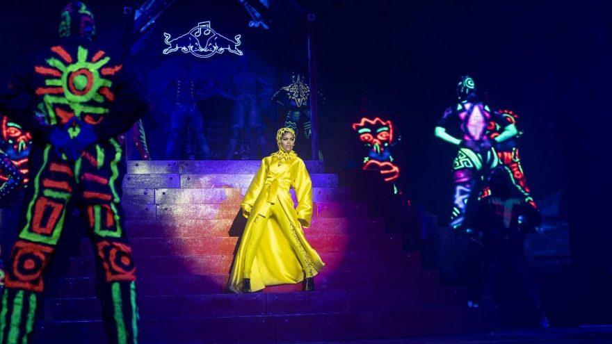 Teyana Taylor'ın New York performansı yayında