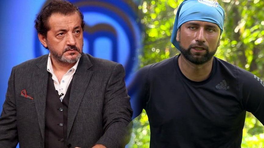 Survivor Yasin'e Mehmet Şef sürprizi