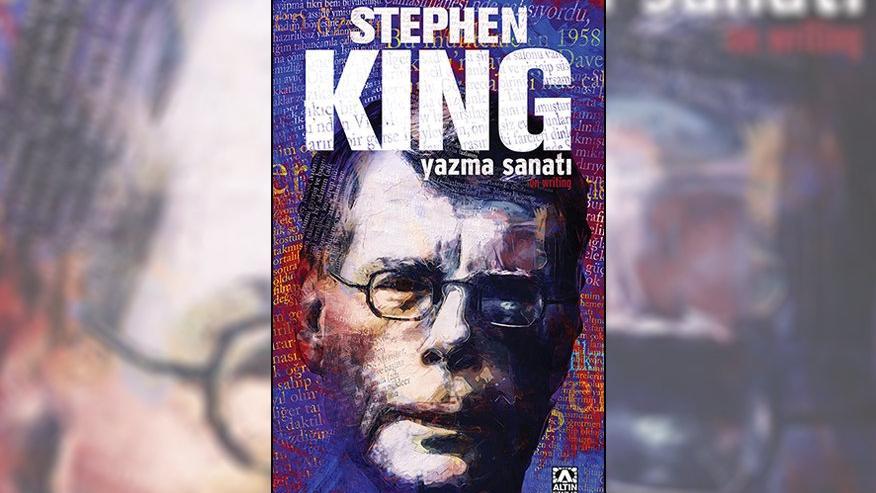 Stephen King'in beklenen kitabı 'Yazma Sanatı' okurlarla buluşuyor