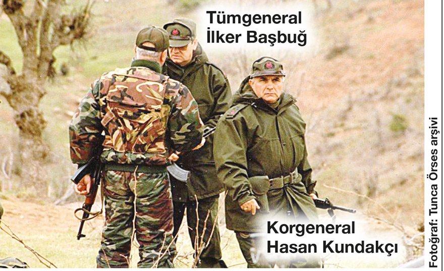Aytunç ERKİN: 1995'teki Çelik Harekatı'nın komutanı Hasan Kundakçı:  Sınırdan saldırıları önlemek için operasyon zaman zaman yapılmalı – Sözcü  Gazetesi