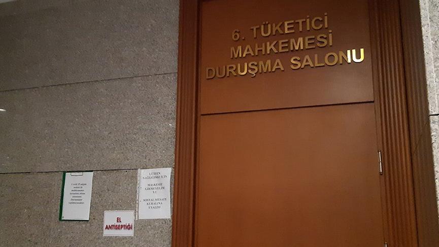 Önce İstanbul şimdi Ankara... Adliyelerde corona şoku