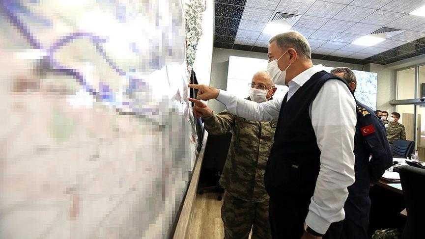 Pençe-Kaplan Operasyonu'nda son durum… 500'den fazla hedef yok edildi