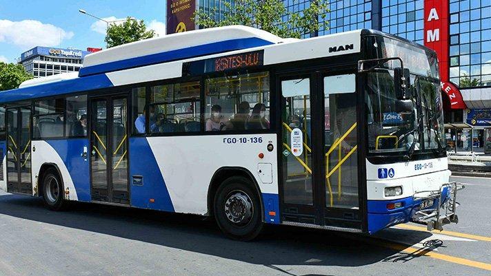 Ankara'da LGS ve YKS'ye gireceklere ulaşım ücretsiz