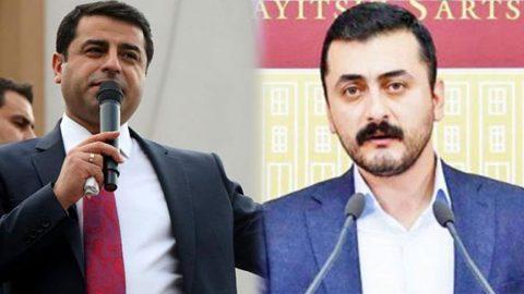 AYM'den Selahattin Demirtaş ve Eren Erdem kararı