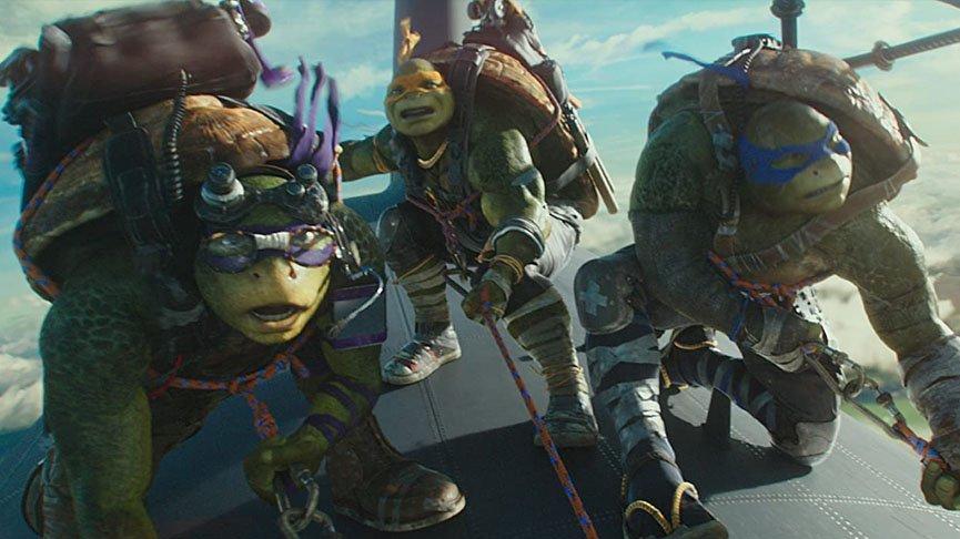 Ninja Kaplumbağalar: Gölgelerin İçinden filminin konusu ne, oyuncuları kim?