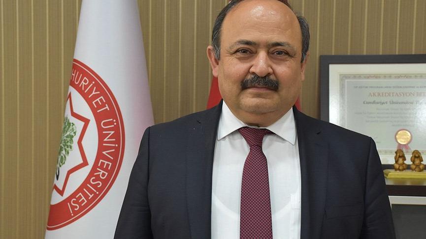 SCÜ Tıp Fakültesi Dekanı Prof. Dr. Çetin'den kene uyarısı