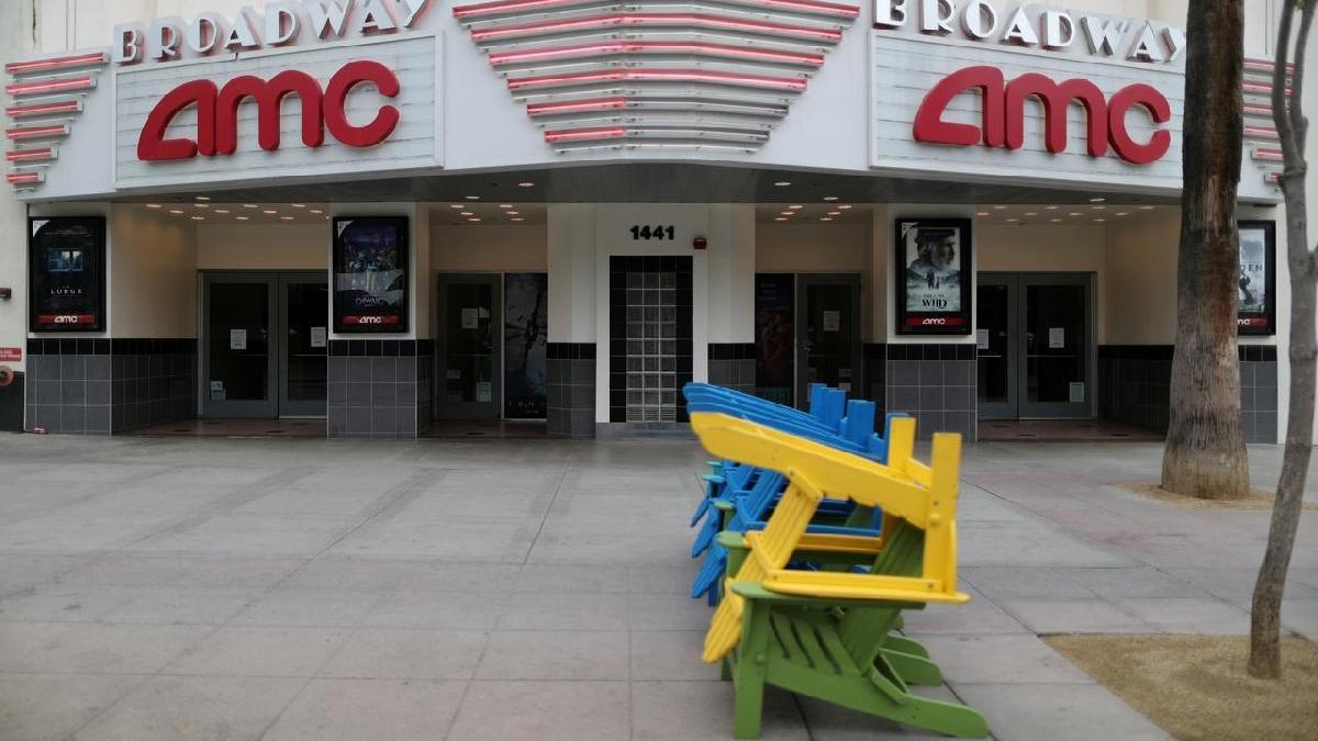 AMC, sinemada maskeyi zorunlu tutmayacak