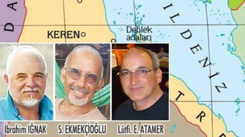 Eritre'de kaybolan denizcilerden sevindiren haber