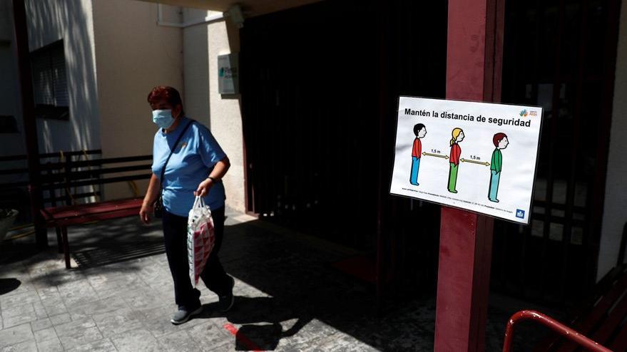 İspanya'dan korkutan corona açıklaması: Ölüm sayısı bir anda sıçradı