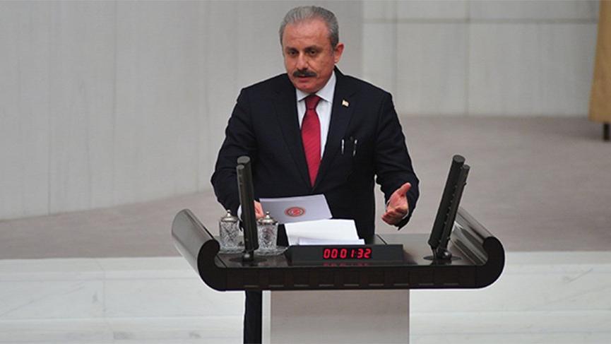 AKP, TBMM Başkanı adayını açıkladı