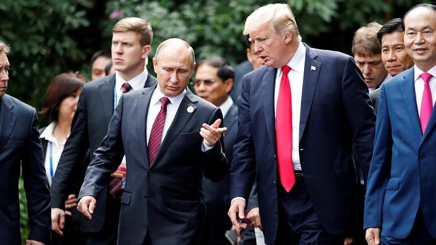 Rusya'dan Trump için zehir zemberek sözler!