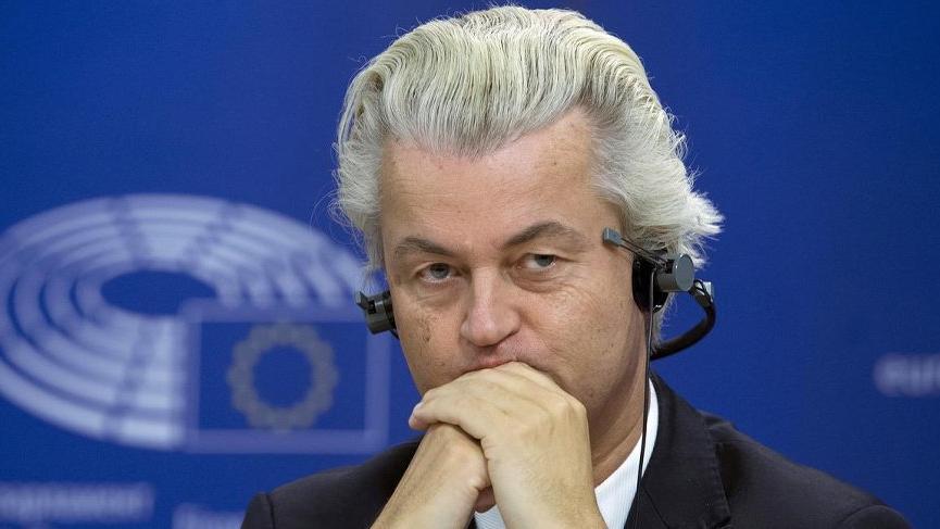 Türk ve göçmen karşıtı Wilders'ın sözlerine ağabeyi bile isyan etti!