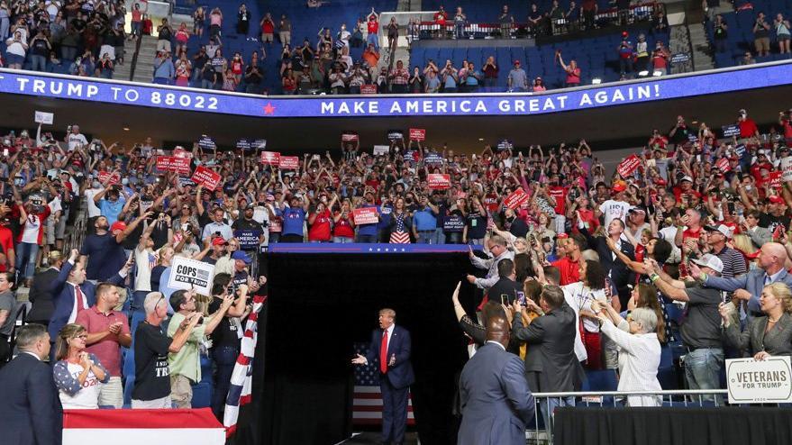 Trump'a corona şoku: Bu kadarını beklemiyordu