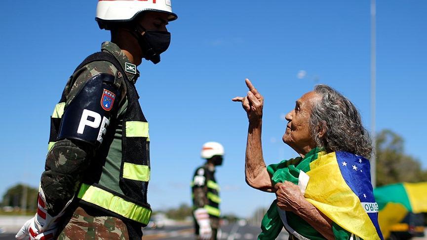 Brezilya'da flaş iddia: Gerçek vaka sayısı 1 değil 10 milyon