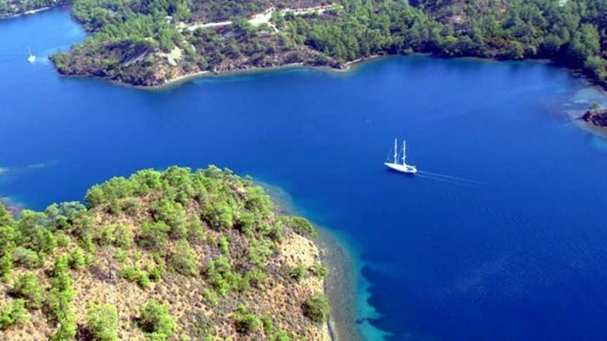 Yunan Cumhurbaşkanı'nın ilk ziyareti Eşek Adası'na