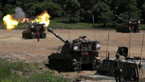 Savaşın eşiğine gelmişlerdi! Kore'de sınırda sıcak saatler