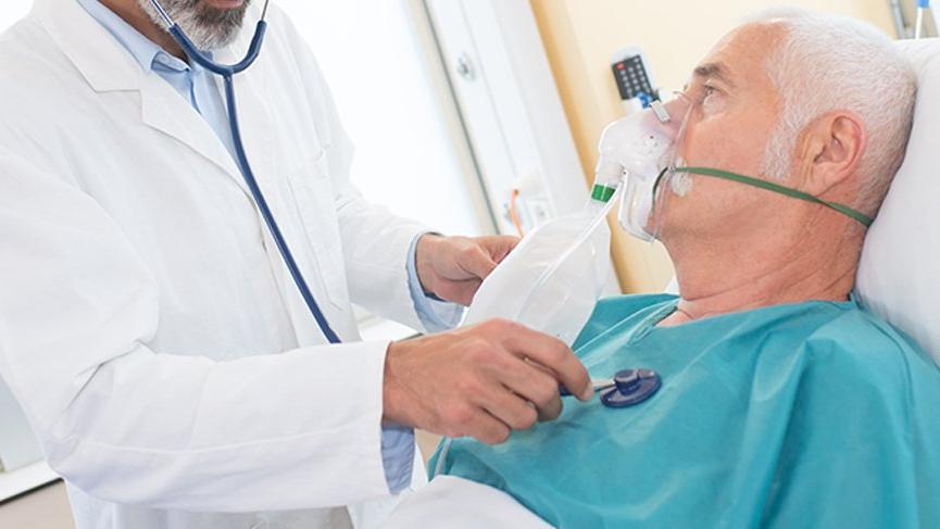 Coronaya karşı işe yarayan ilaç solunum yoluyla tedavi edecek