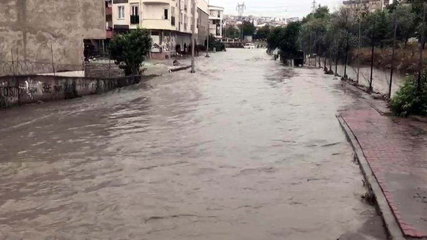 İBB İstanbul'a düşen yağış miktarını açıkladı!