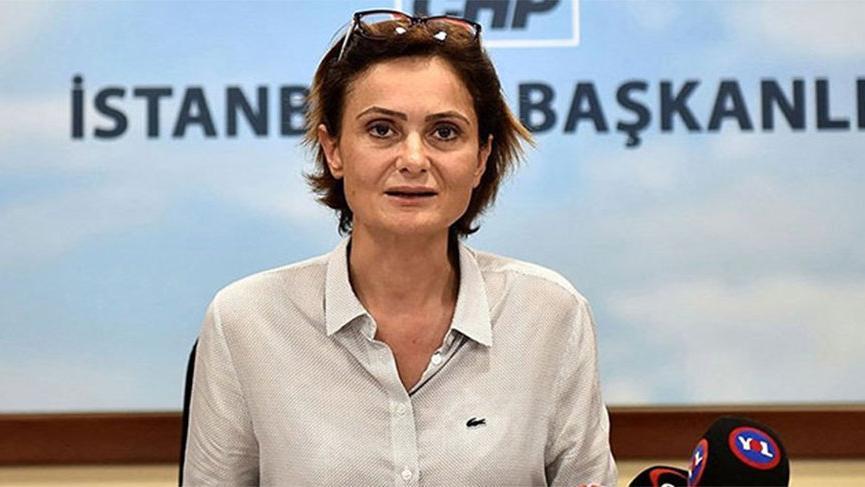 Son dakika... Canan Kaftancıoğlu'nun cezası onandı