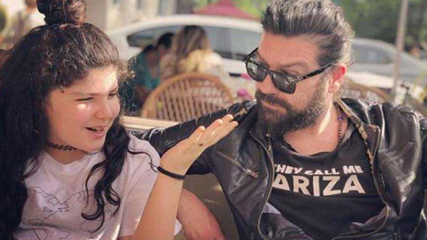 Rıza Esendemir yoğun bakımda olan kızı için dua istedi
