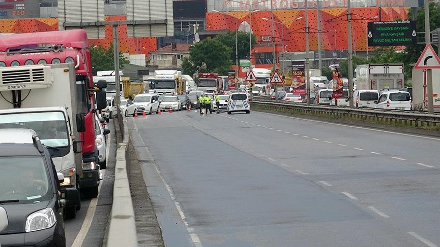 İstanbul'da trafikte son durum... Yüzde 53'e ulaştı