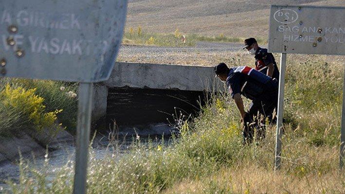 Sulama kanalına düşen iki kardeşten acı haber!