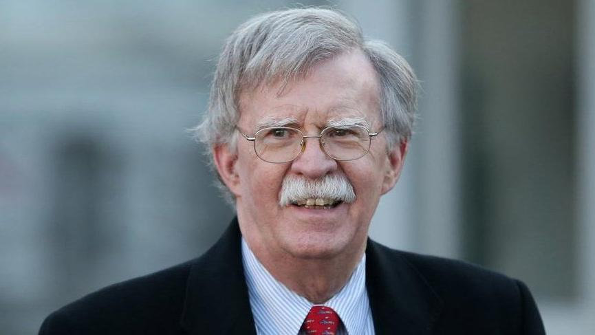 Bolton: Trump Çin'den yardım istedi yeminli ifade verebilirim