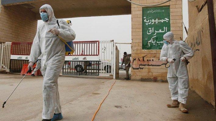 Irak'ta corona alarmı! En yüksek vaka sayısı kayıtlara geçti